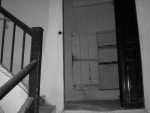 Escalera de palacio aragonés