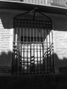 Reja Palacio aragonés