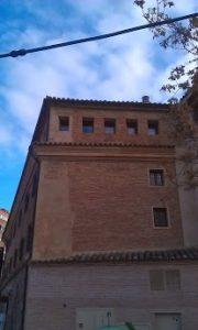 Antiguo Monasterio de San Benito de Calatayud