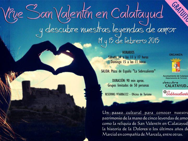San Valentín en Calatayud