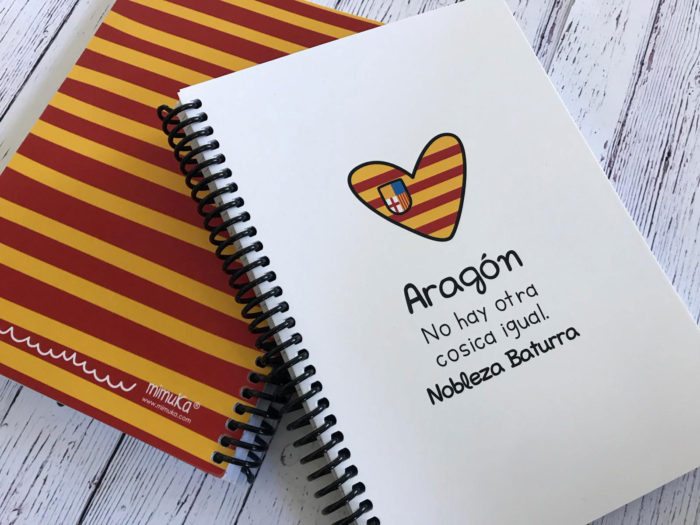 """Cuaderno """"Nobleza baturra"""""""