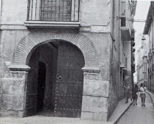 Antigua casa calle Gracián Calatayud
