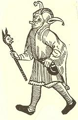 Bufón medieval