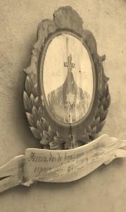Escudo de la orden carmelita