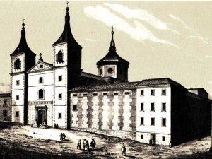 Convento e iglesia del Espíritu Santo de Madrid