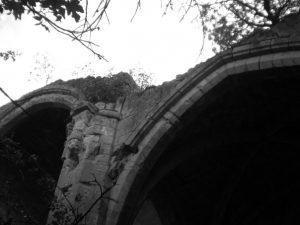 Posible aspecto de las bóvedas de la parroquia de Santo Domingo de Silos de Calatayud