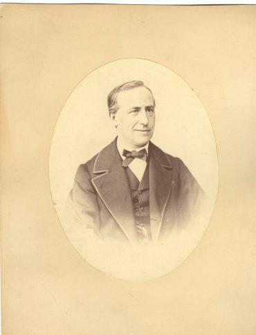 Carlos de la Fuente nieto del fundador de