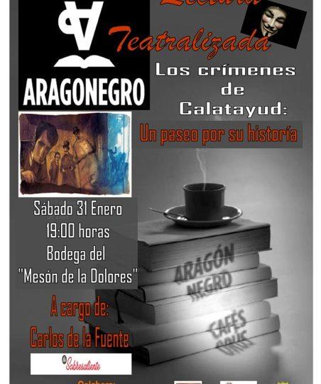 """La Sobresaliente dentro de la II edición del festival """"Aragón negro"""""""