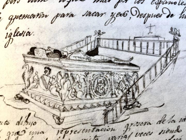 Una joya del desaparecido convento de Santa Clara de Calatayud