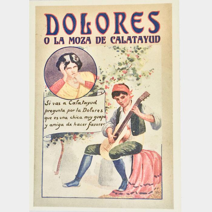 Dolores o la moza de Calatayud