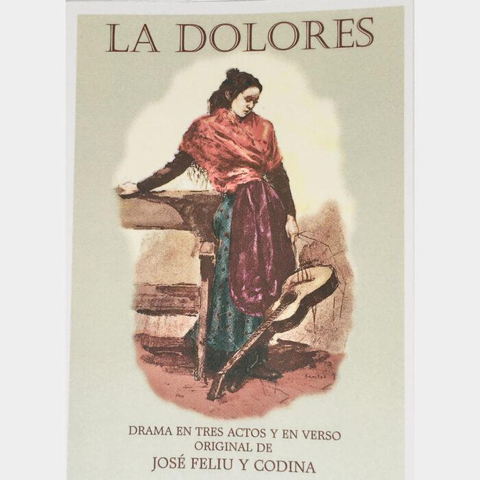 Libro La Dolores