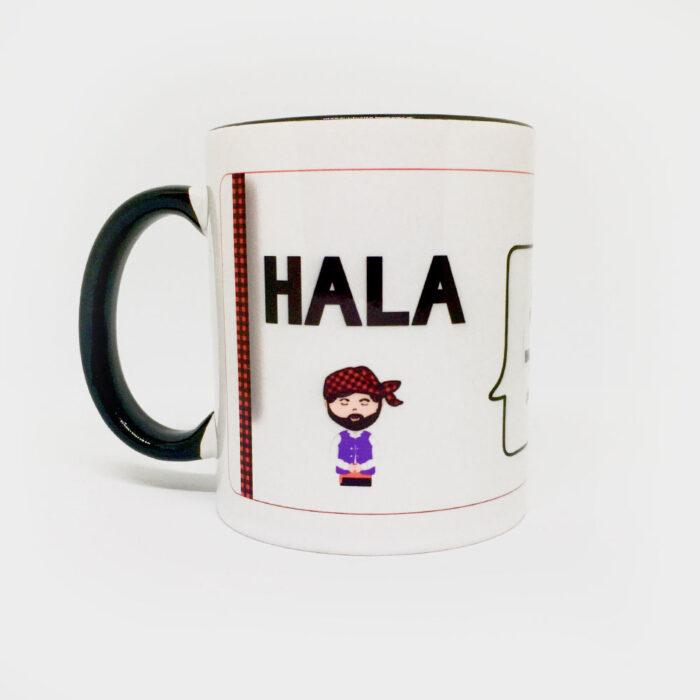 """Taza """"Hala - Baturro"""""""