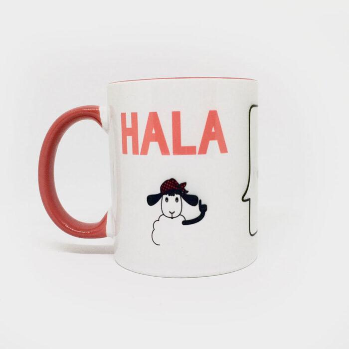 """Taza """"Hala - Ternasco"""""""